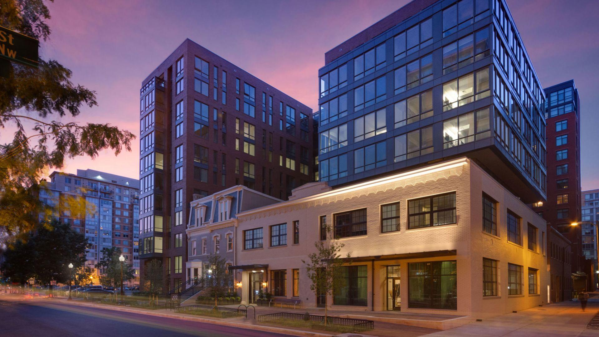 455 Eye Street Apartments   Exterior ...