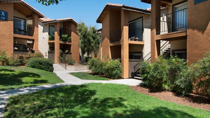Siena Terrace Apartments - Exterior