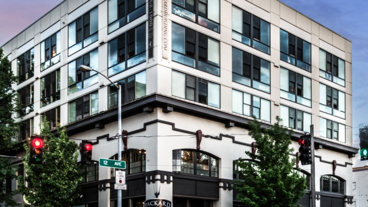 Downtown Seattle Apartments In Washington From Equity