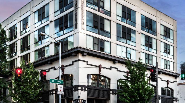 Packard Building Apartments - Exterior
