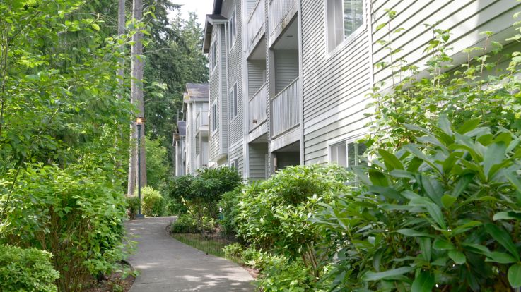 Monterra in Mill Creek Apartments - Outdoor
