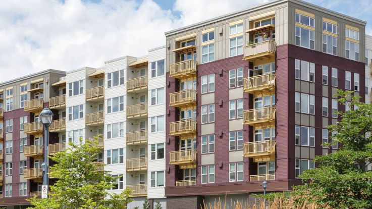 Charming We Have 7 Apartment Buildings Near The Space Needle | EquityApartments.com