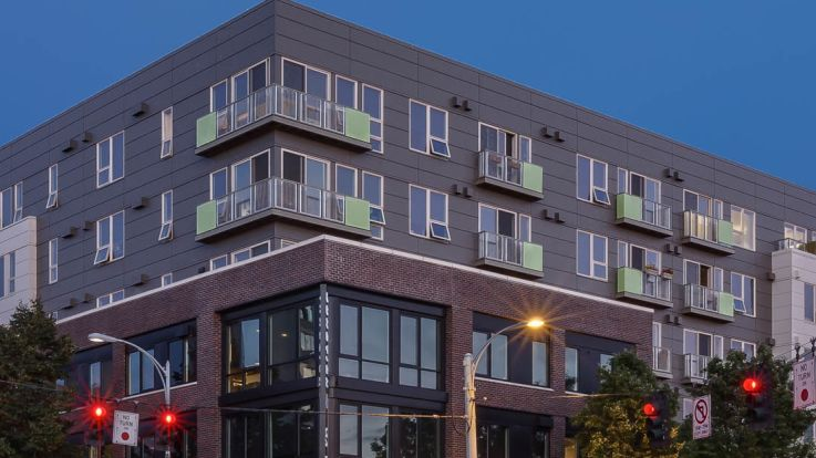 Junction 47 Apartments - Exterior