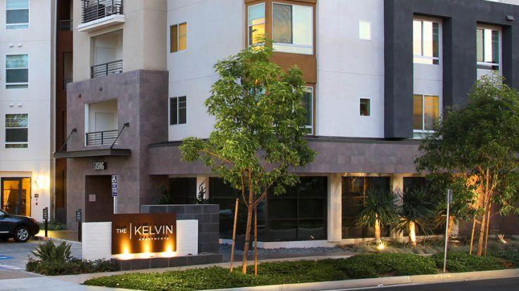 The Kelvin Apartments - Exterior