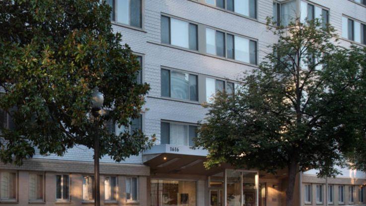Corcoran House at Dupont Circle Apartments - Exterior