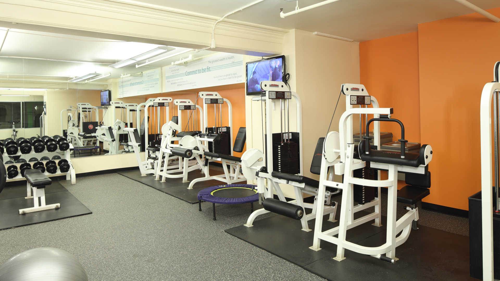 71 broadway apartments fitness center