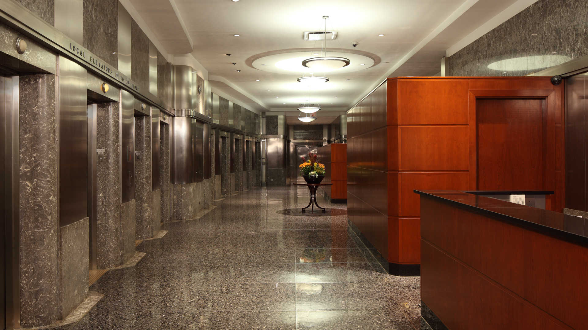 71 broadway apartments lobby