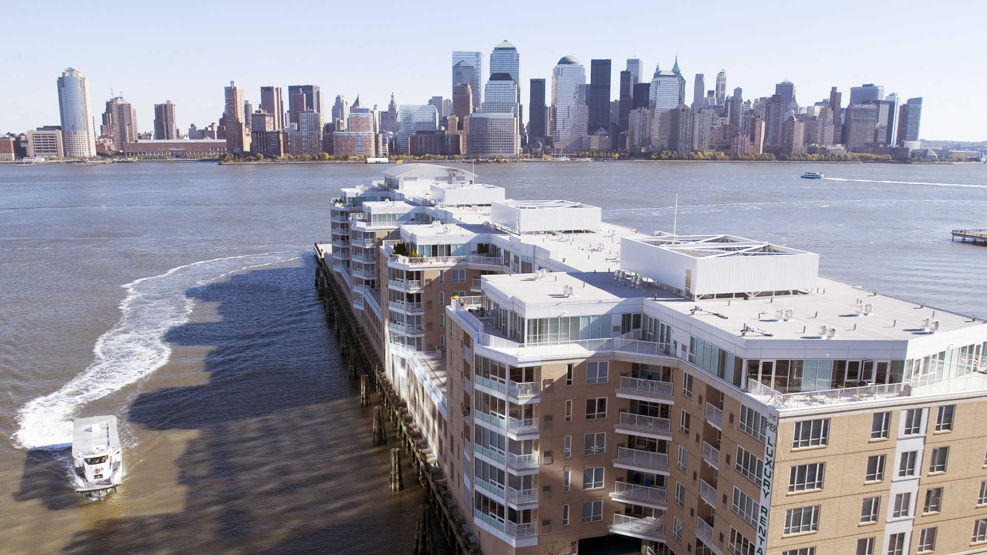 jersey city the pier apartments