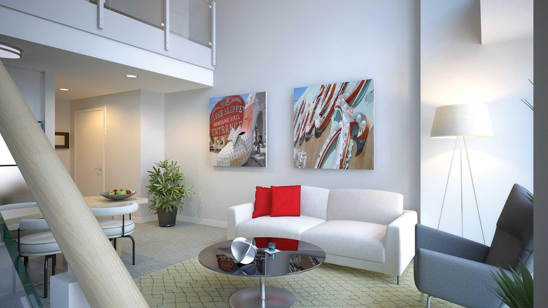 Third square apartments loft homes