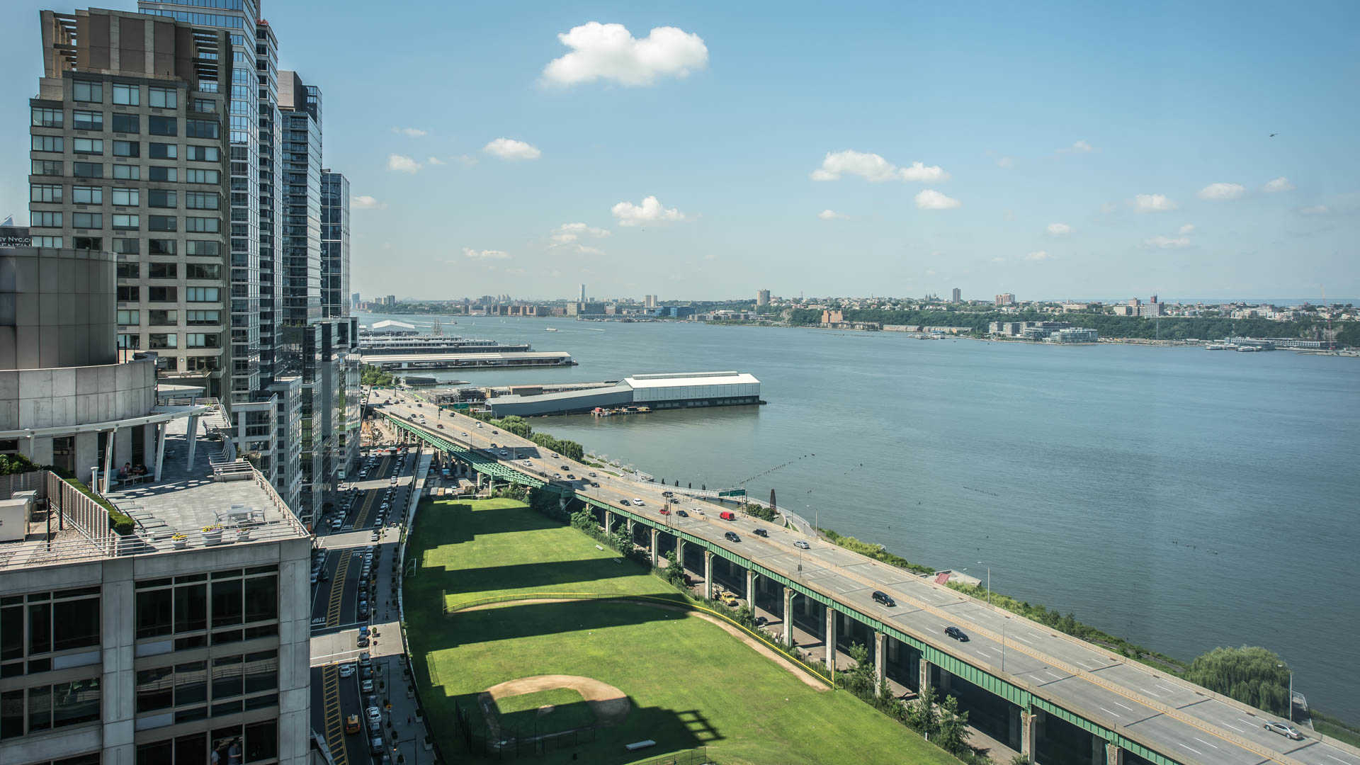 Views of the Hudson River