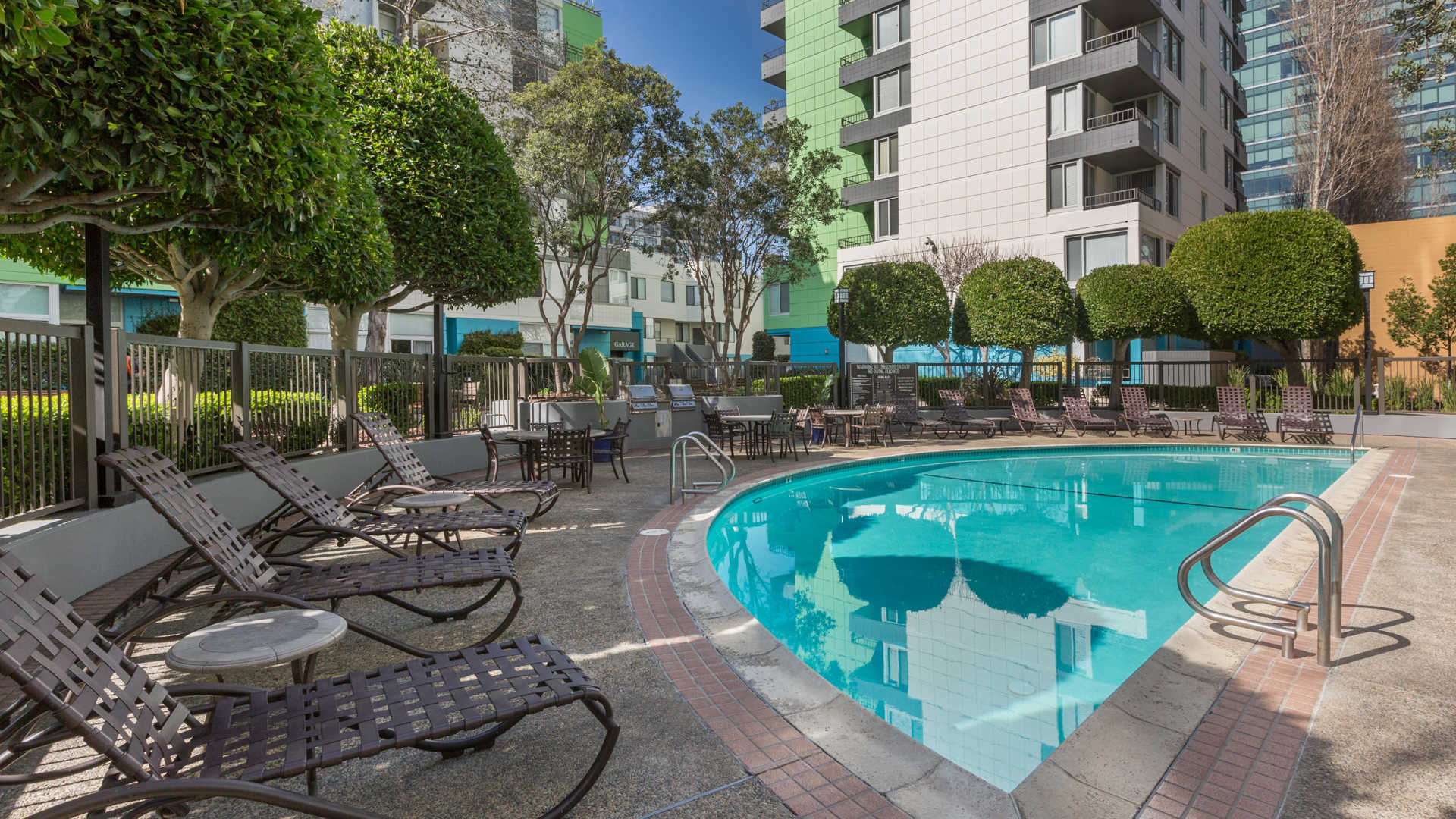 SoMa Square Apartments Reviews In SoMa One Saint Francis Pl - Soma apartments sf
