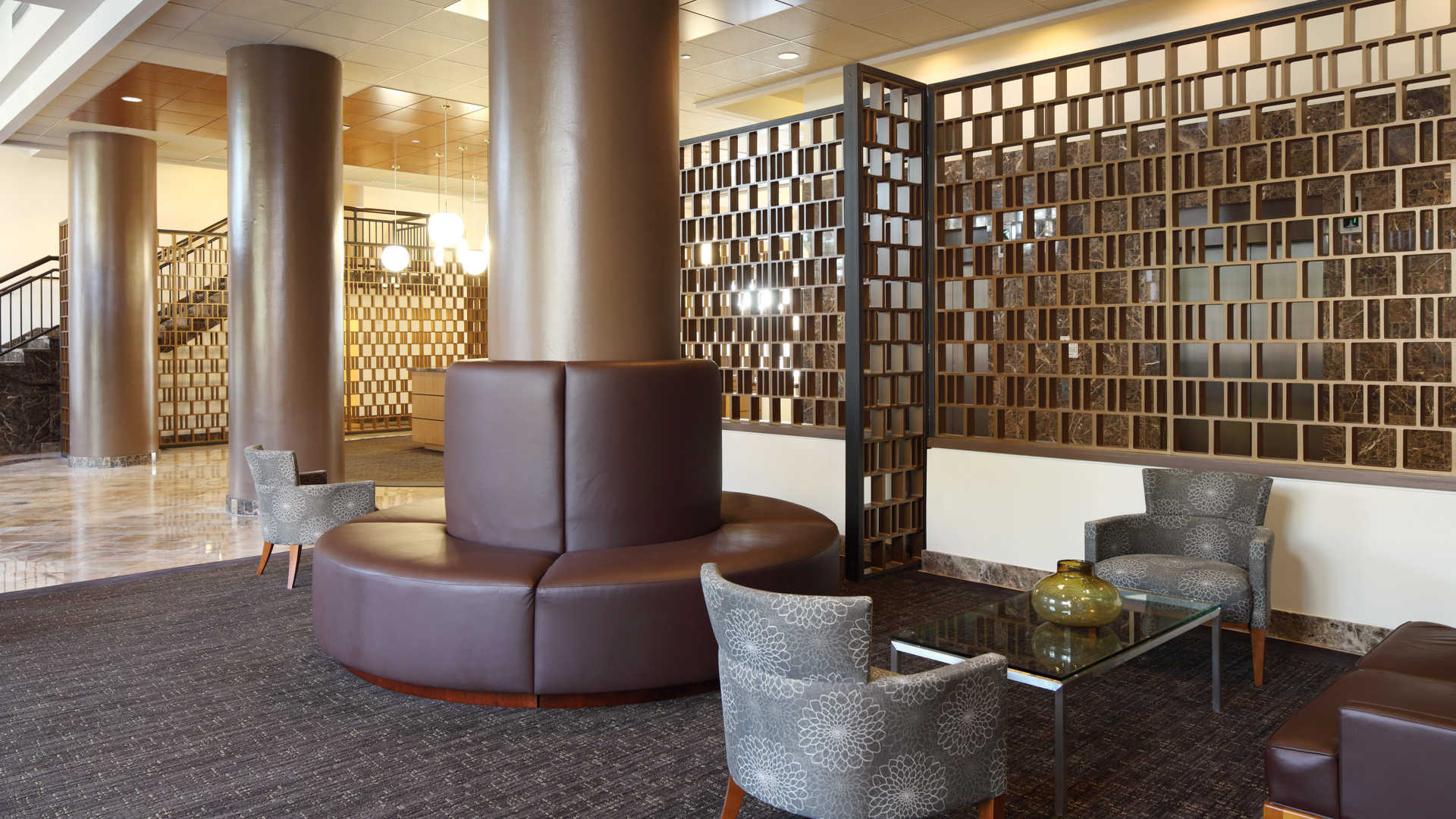 Portside towers apartments  lobby
