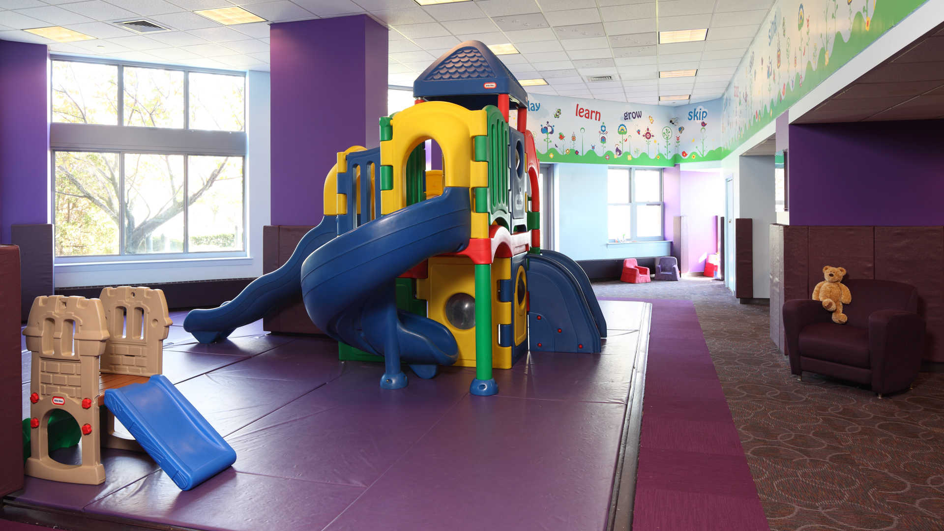 Portside towers apartments  play room