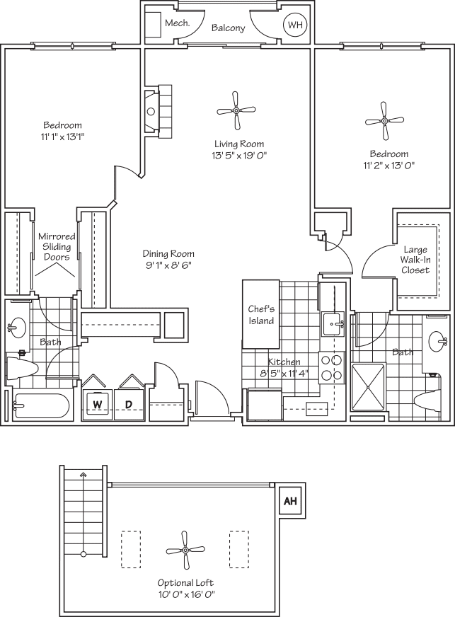 The Barclay Loft