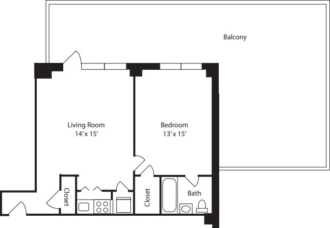 Plan J- 11th Floor