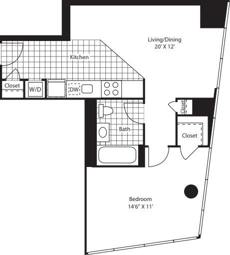 One Bed Strip Kit FL 28-46_665/694