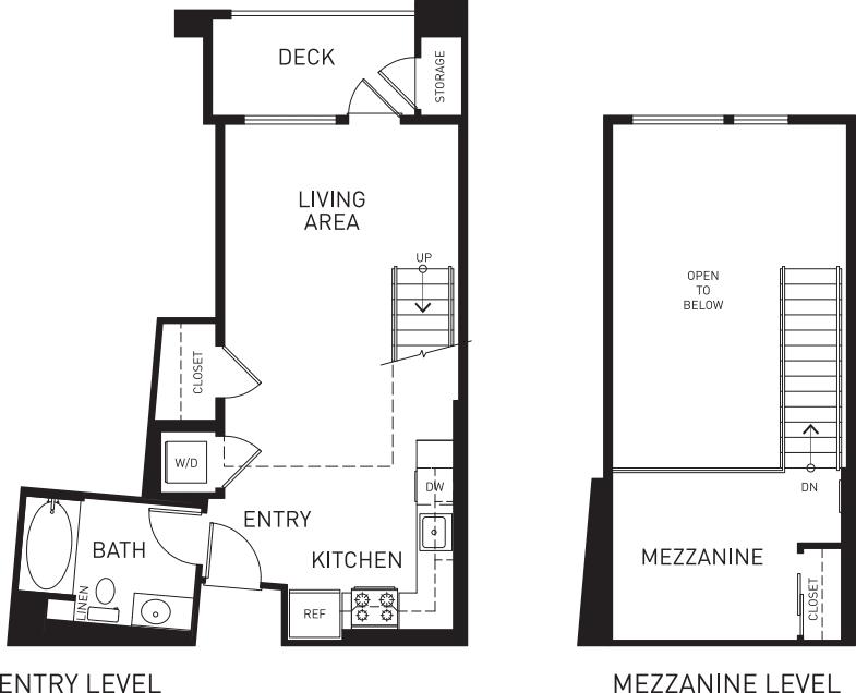 S1M with Mezzanine