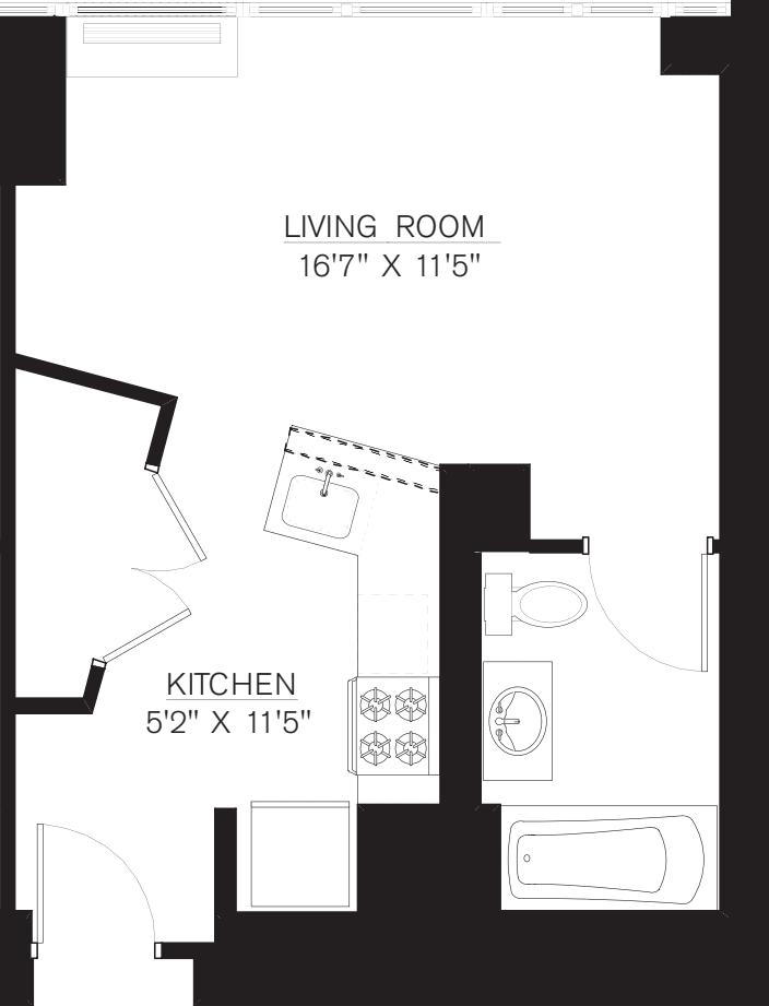 Studio D Line floors 5-50