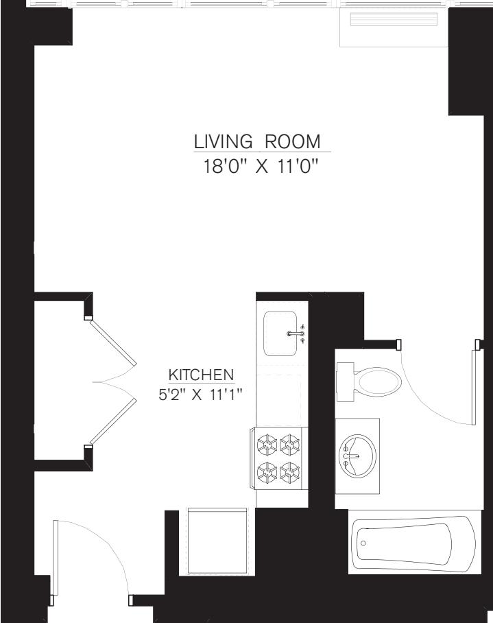 Studio E Line floors 5-41