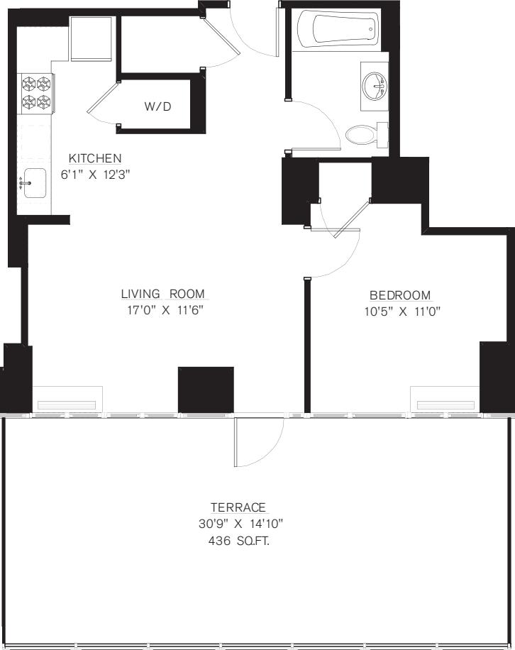 6J (Terrace 436)