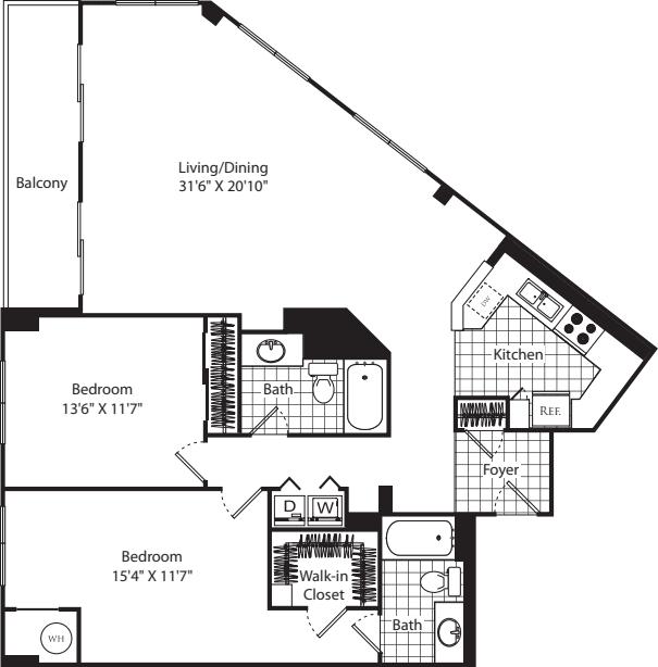 D5 (Penthouse)