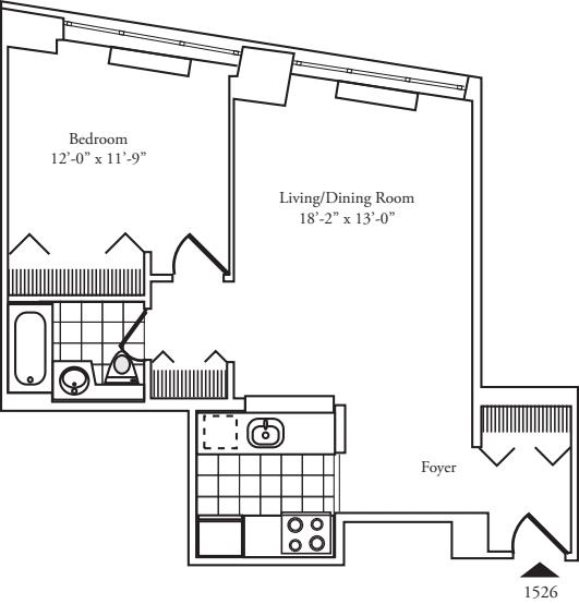 Residence 1526