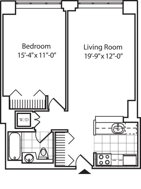 Residence 05 Floors 16-20