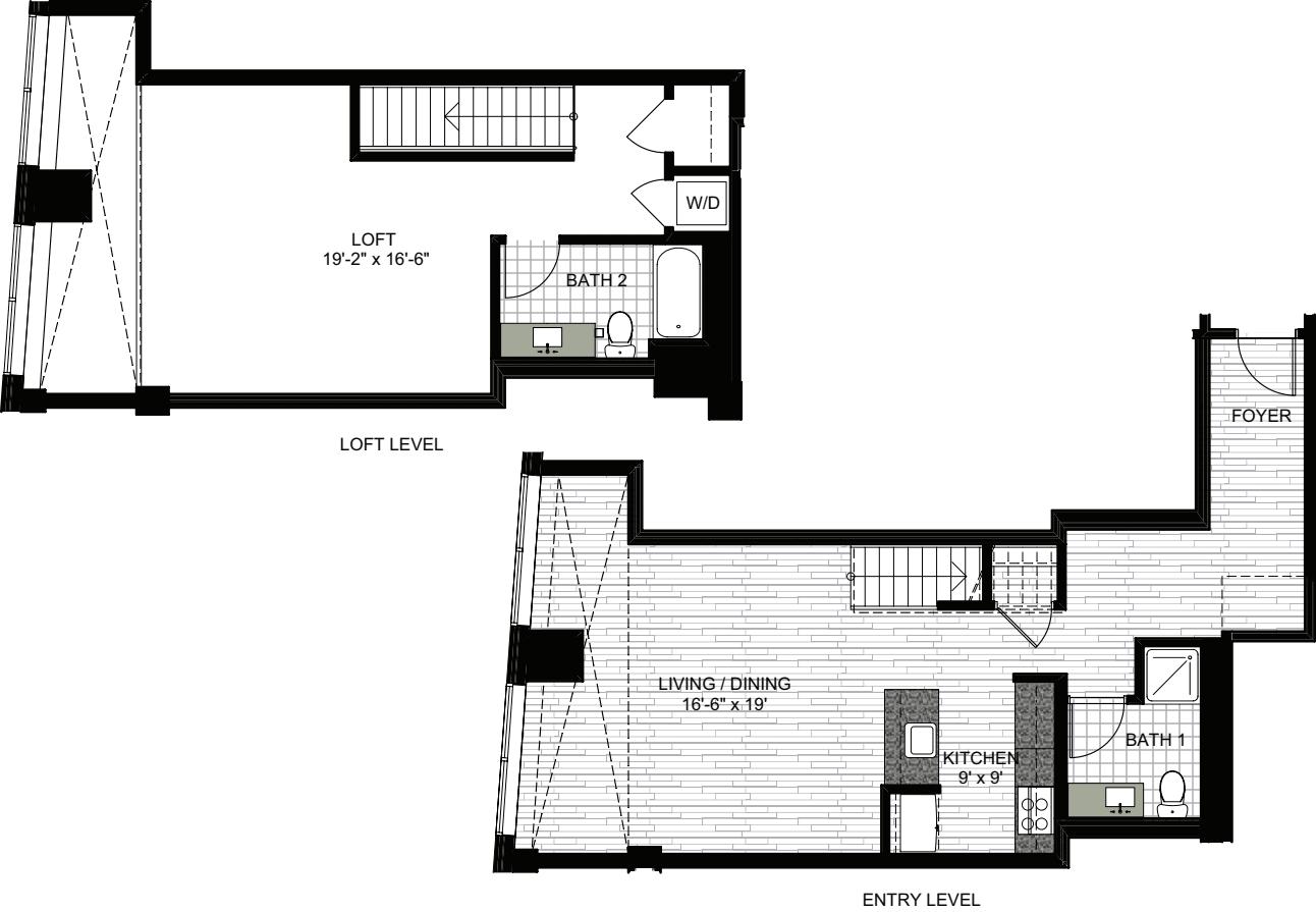 1 Bedroom WW