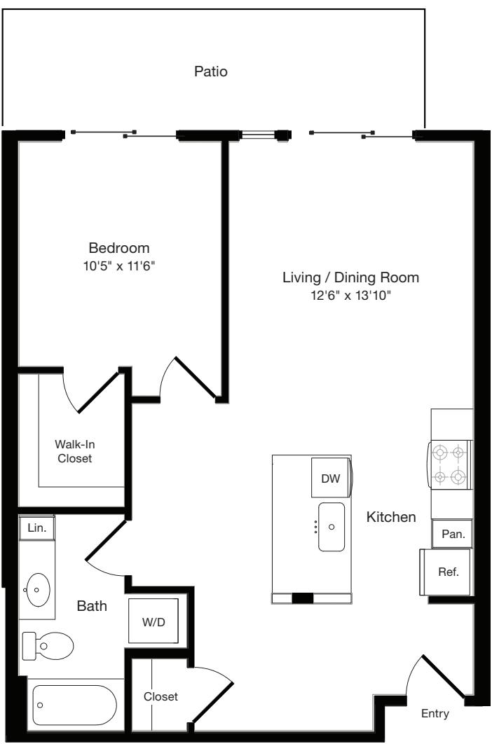 A2 West- Floor 2