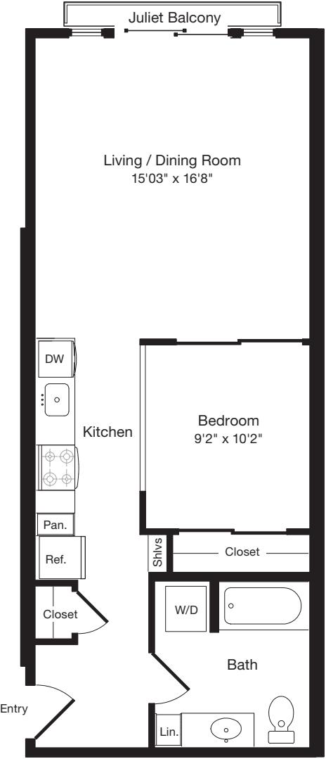 O2 East- Floors 3-6