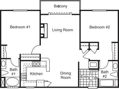 Beloit Ave - 2 Bed