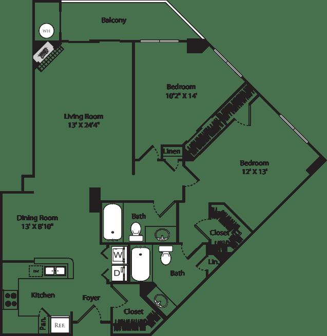 D4 (Penthouse)