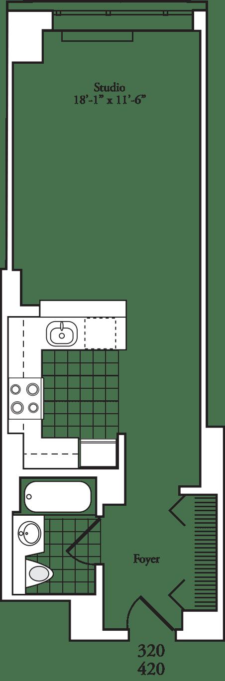 Residence 320 & 420