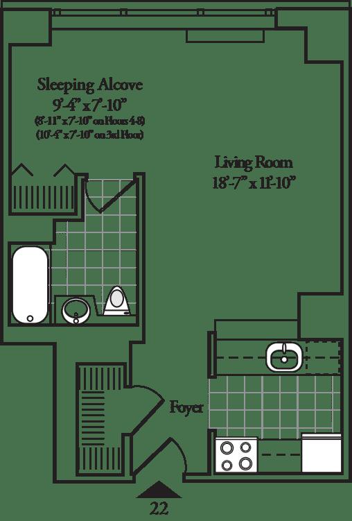 Residence 22