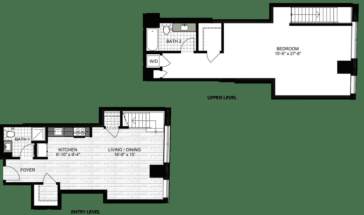 1 Bedroom SS