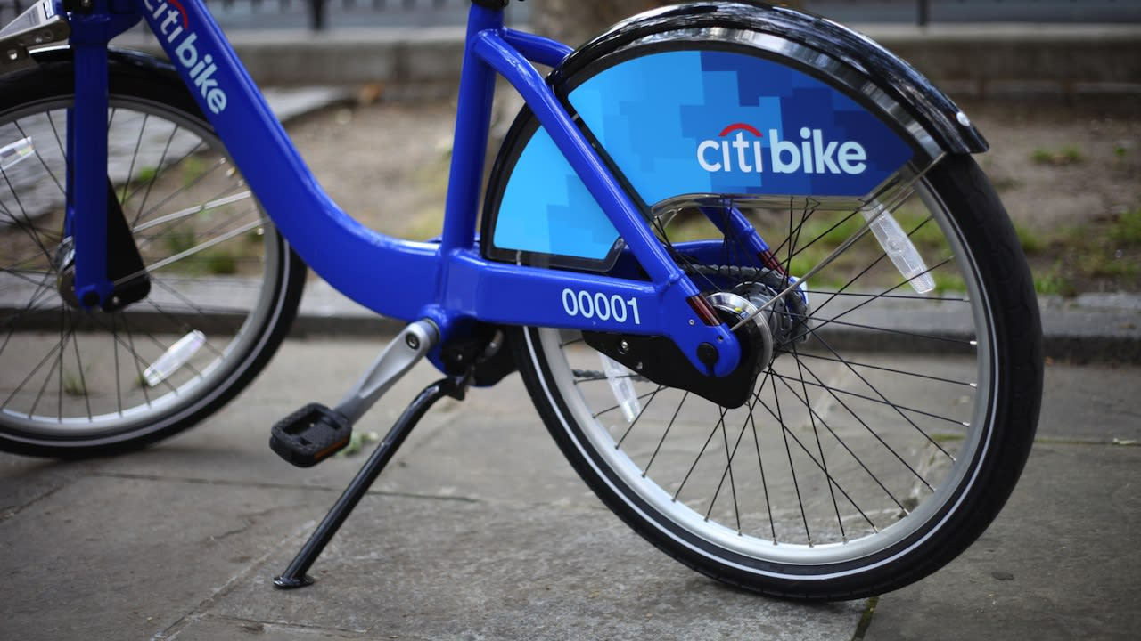 """Citi Bikes â€"""" A Dream or a Dud? - Equity Apartments Blog"""
