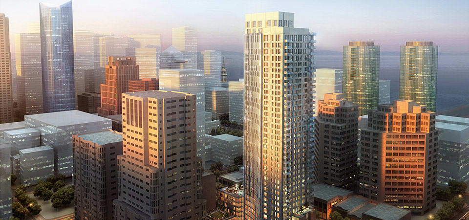 340 Fremont Apartments: Sophisticated in San Francisco ...