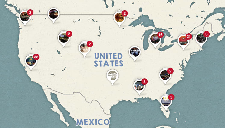 Where to Watch World Cup 2014