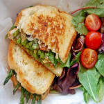 Asparagus Grilled Goat Cheese – Devilicious