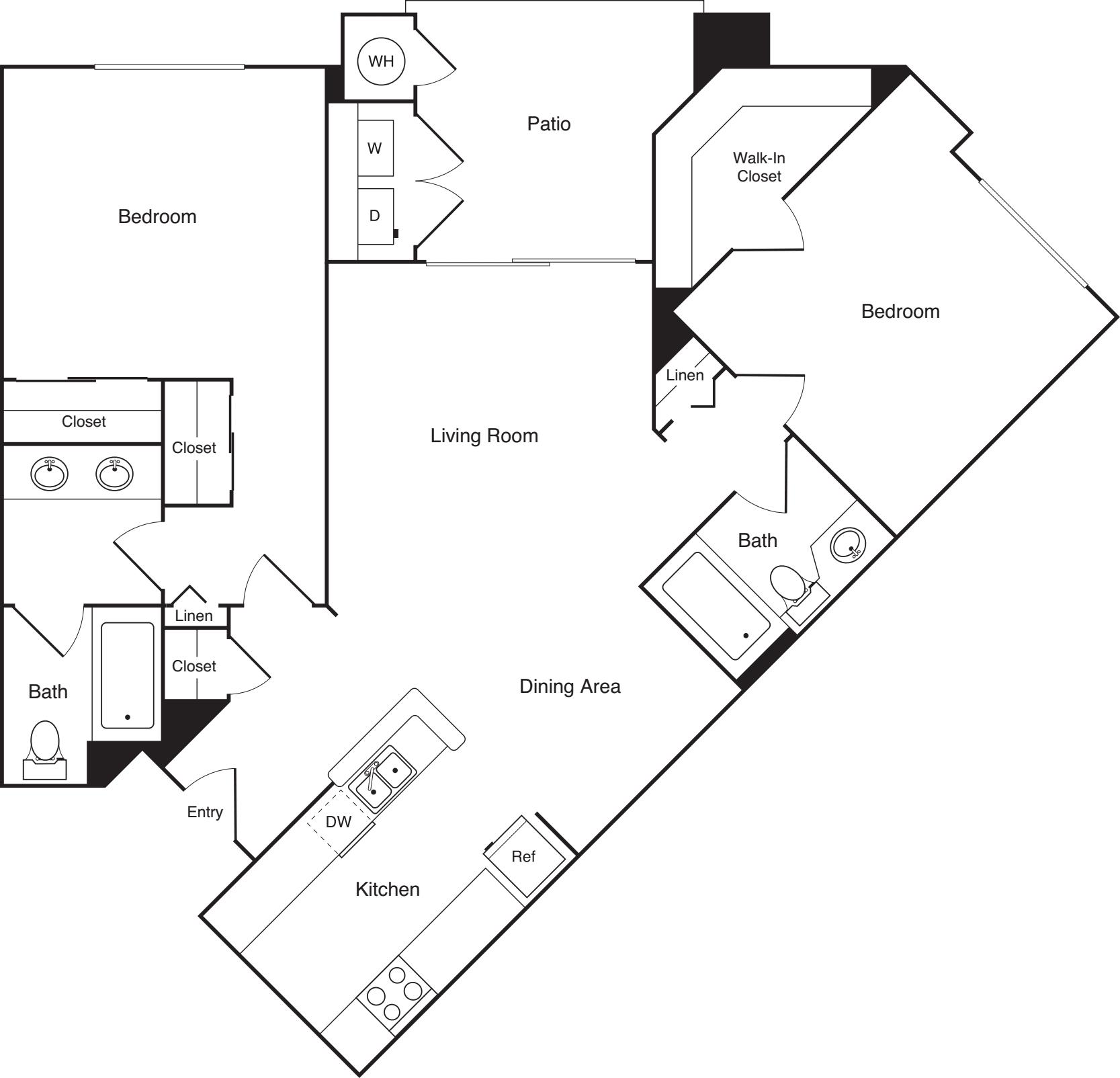 Equity Apartment: 27800 N. McBean Parkway