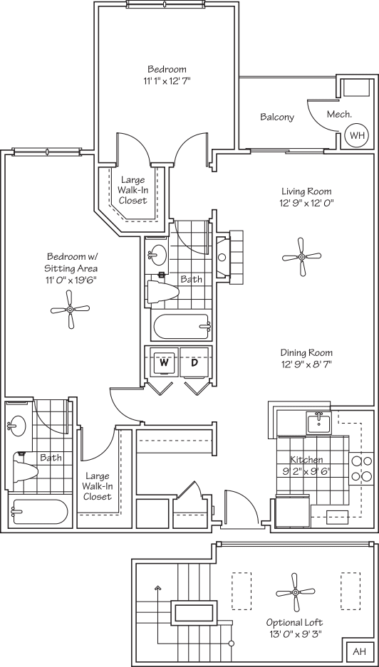 The Reserve at Eisenhower Apartments