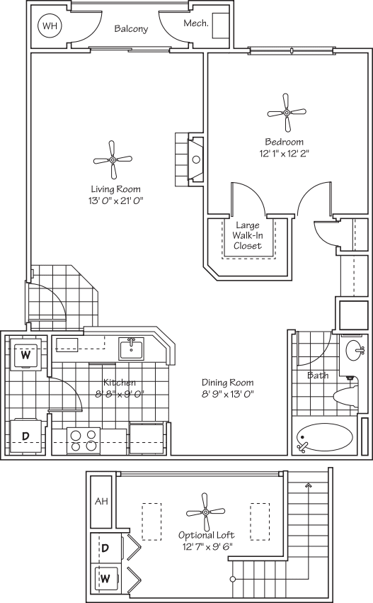 The Astoria Loft