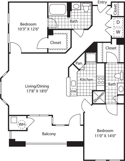 Liberty View 2 (B1A)