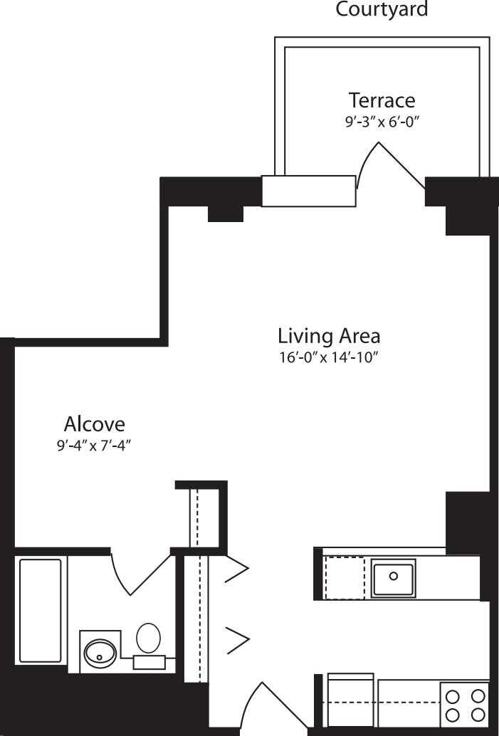 Plan Z, floor 3