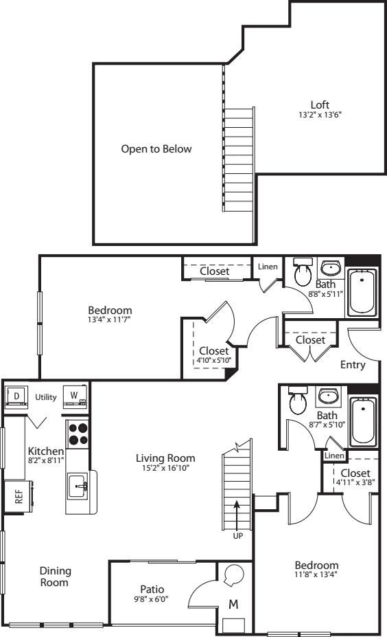 Winchester/loft