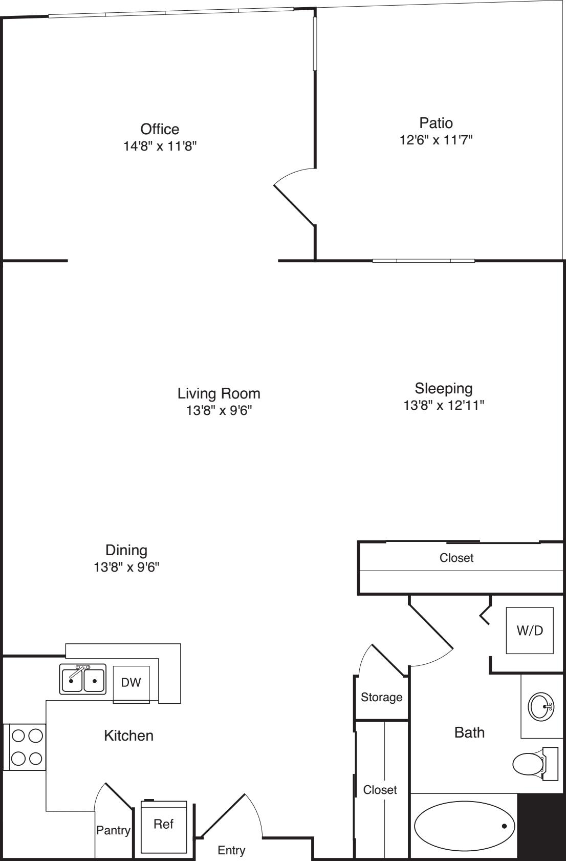 Premium Loft/ Live Work (P)