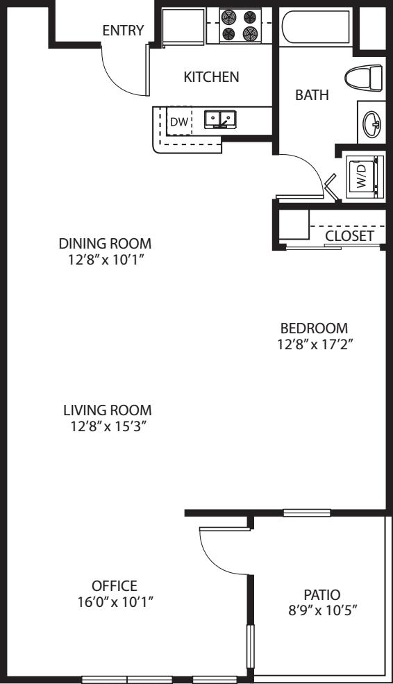 Unit Type (O) Loft