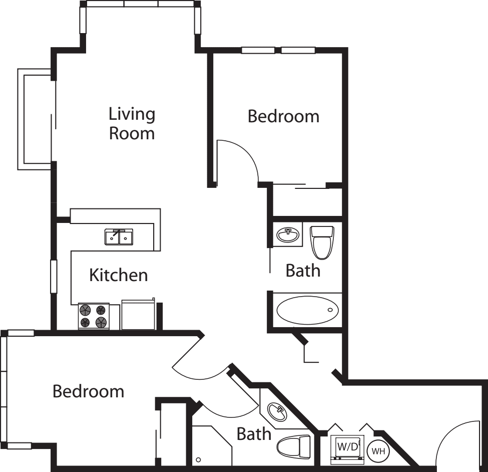The Heights Apartments: The Heights On Capitol Hill Apartments In Seattle