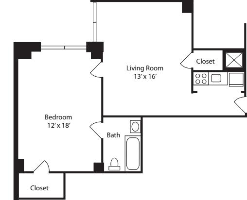 Plan G- 11th Floor