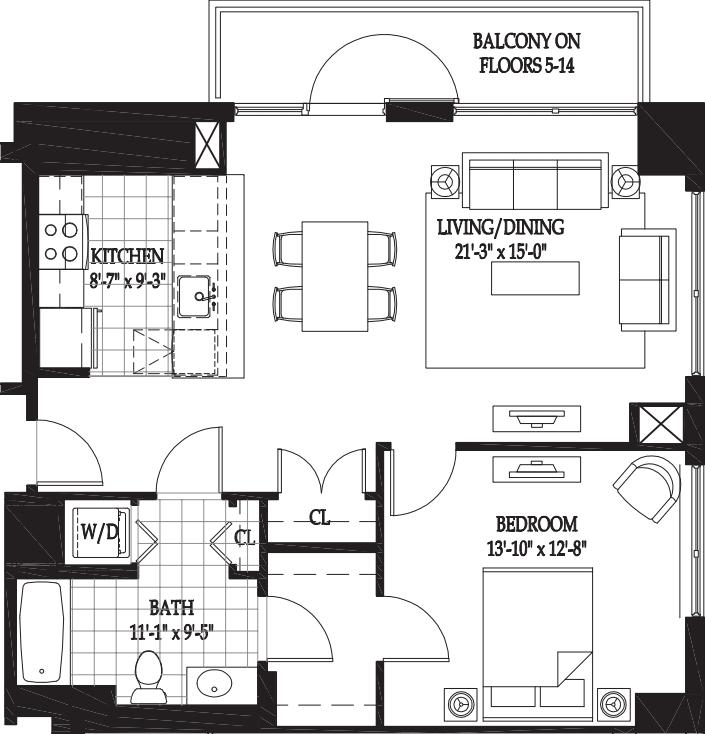 Equity Apartment: Asteria, Villas And Vesta